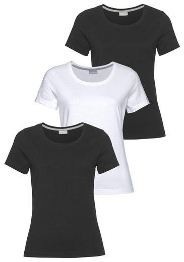 Eastwind T-Shirt (Spar-Set, 3er-Pack)