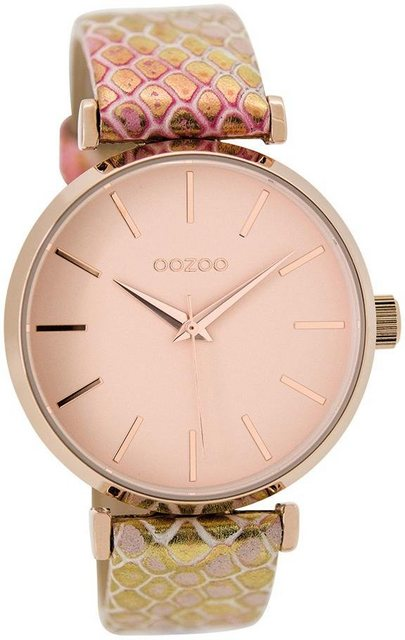 OOZOO Quarzuhr »C9537«   Uhren   Goldfarben   OOZOO