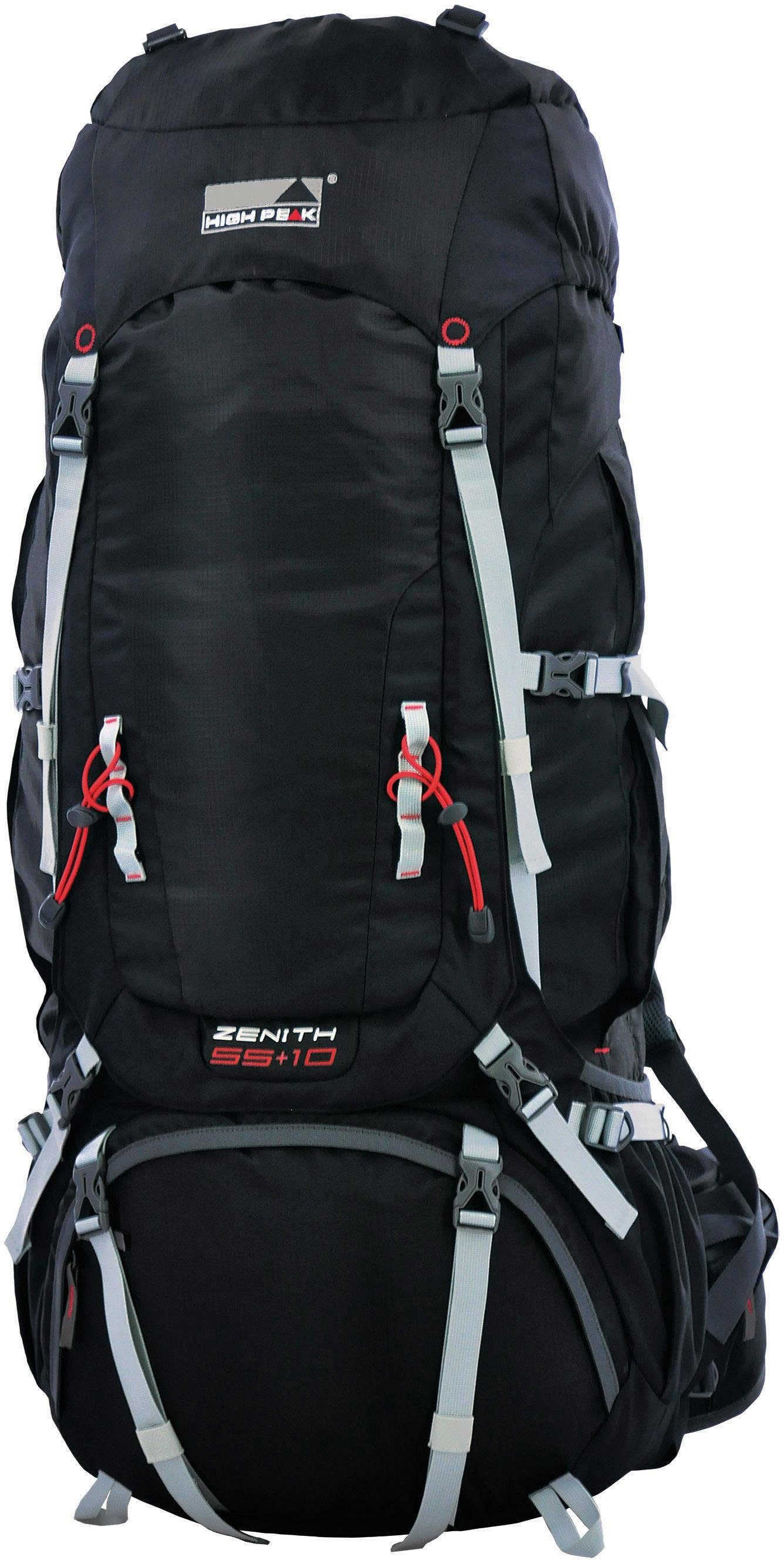 High Peak Tourenrucksack »Zenith 55+10«