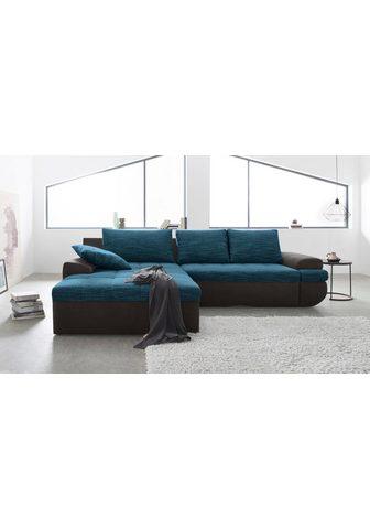 INOSIGN Kampinė sofa »Carina«