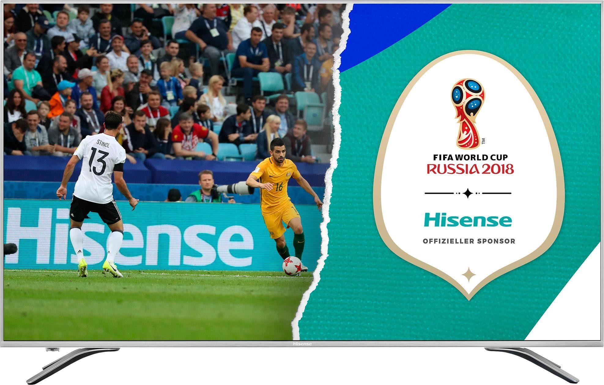 Hisense H50AE6400 LED-Fernseher (50 Zoll, 4K Ultra HD, Smart-TV)