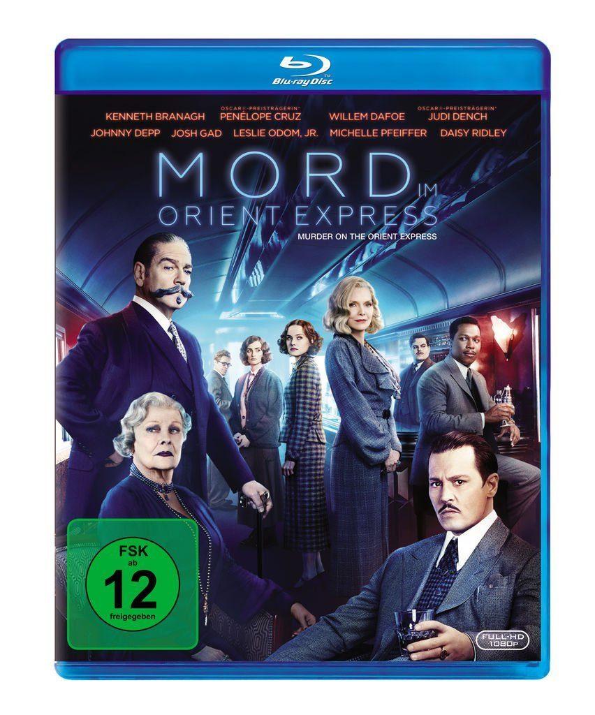 Fox BLU-RAY Film »Mord im Orient Express«