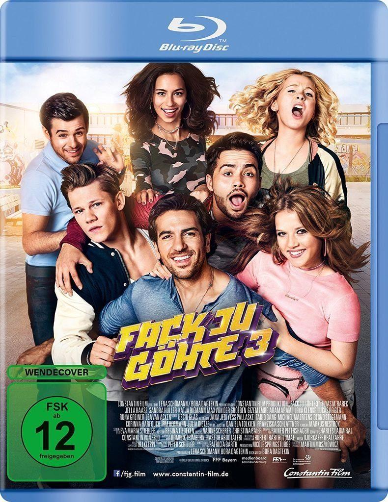 Universal BLU-RAY Film »Fack Ju Göhte 3«