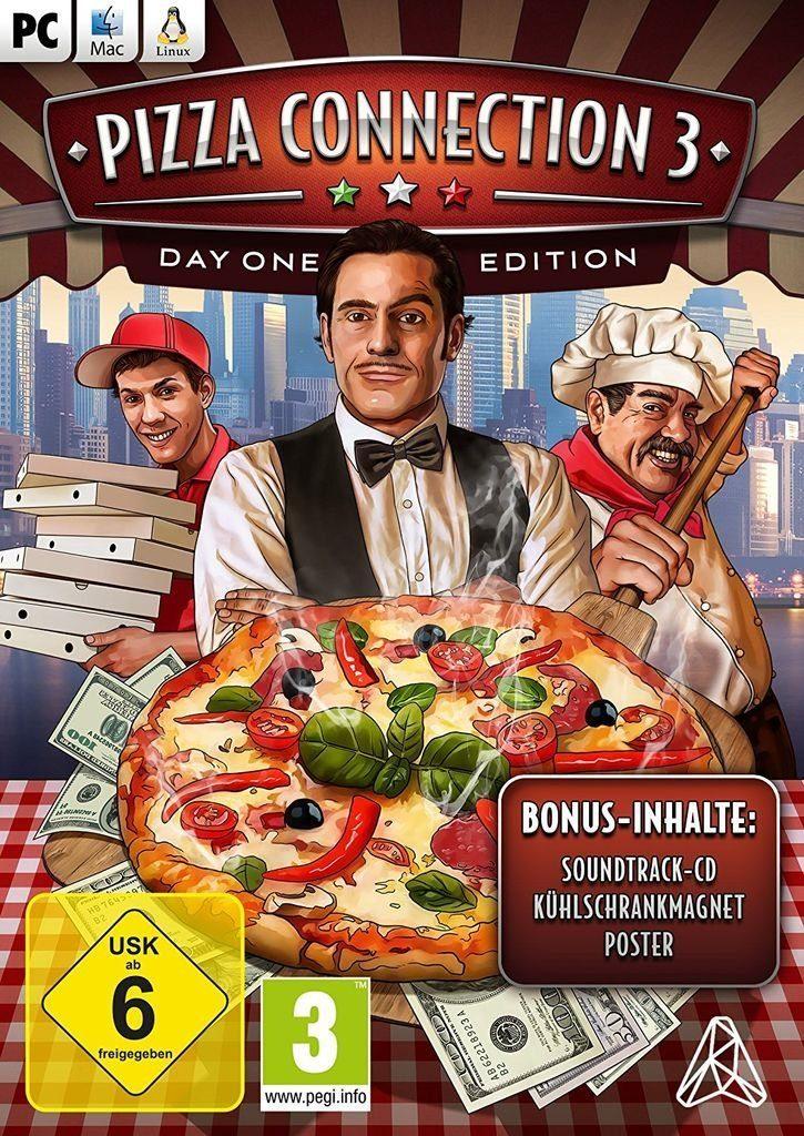 Astragon PC - Spiel »Pizza Connection 3«