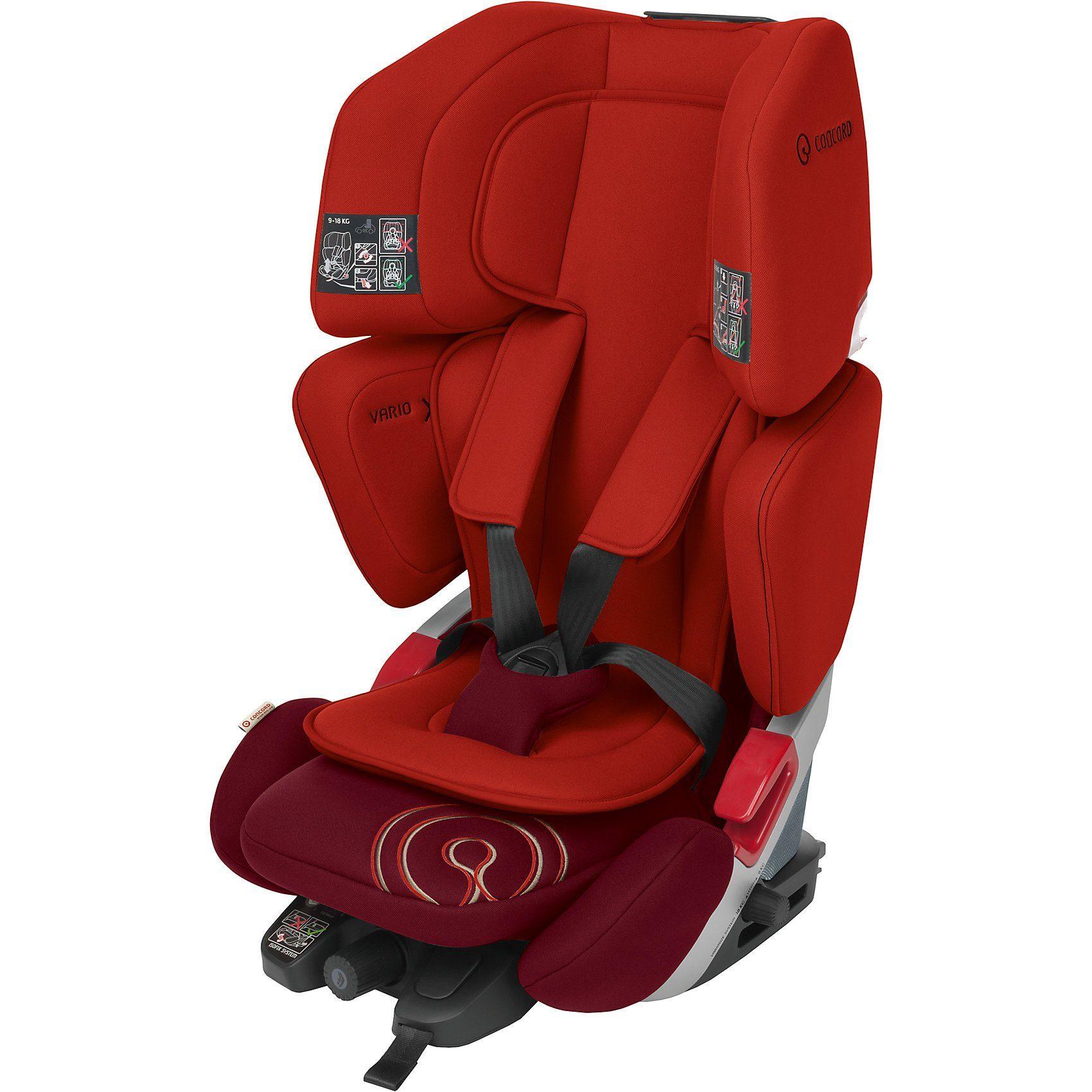 Concord Auto-Kindersitz Vario XT-5 Flaming Red, 2018