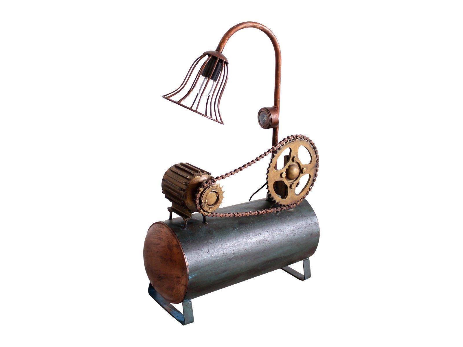 massivum Tischlampe aus Stahl »Neenah«