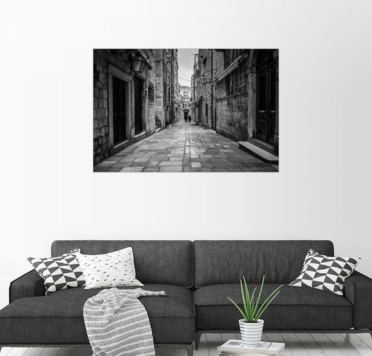 Posterlounge Wandbild - Scott McQuaide »Altmodische Wege«