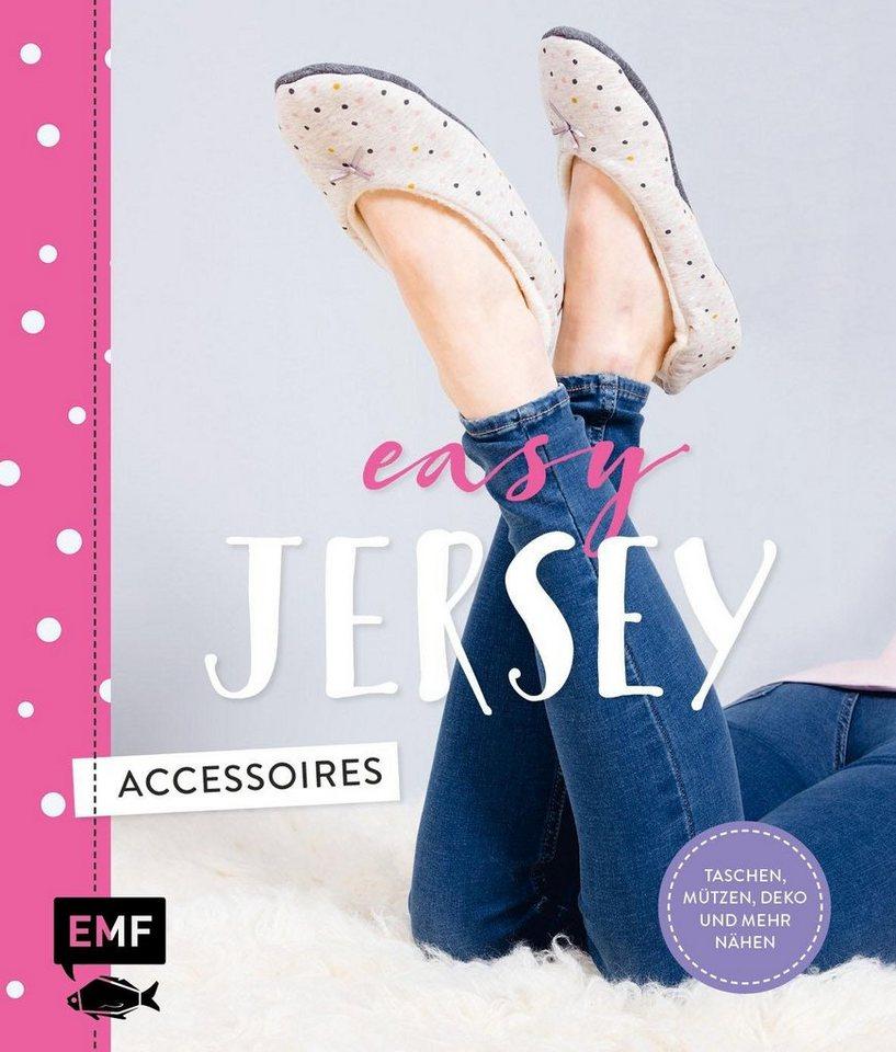 """EMF Buch """"Easy Jersey - Accessoires"""" 64 Seiten"""