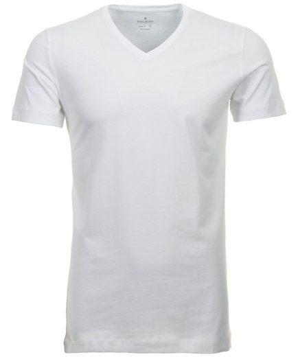 RAGMAN T-Shirt (Packung, 2er-Pack)