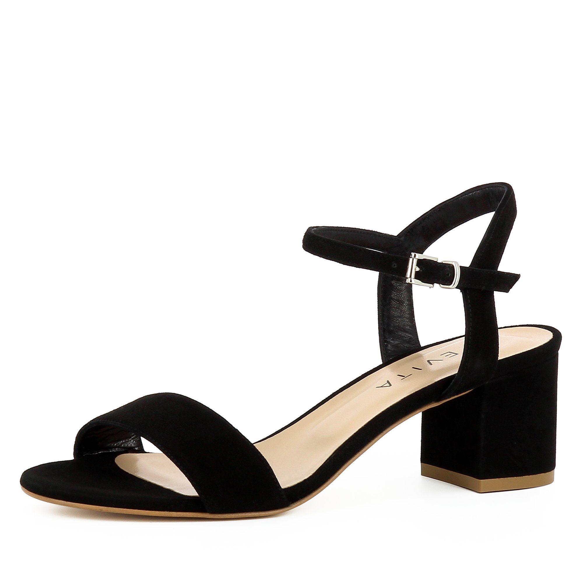 Evita MARIELLA Sandalette online kaufen  schwarz