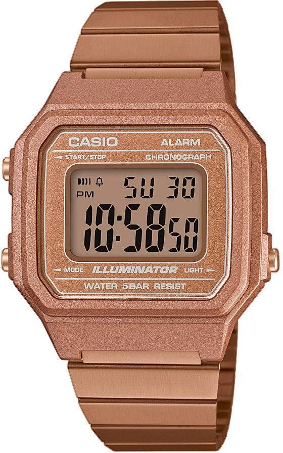 Casio Collection Chronograph »B650WC-5AEF«