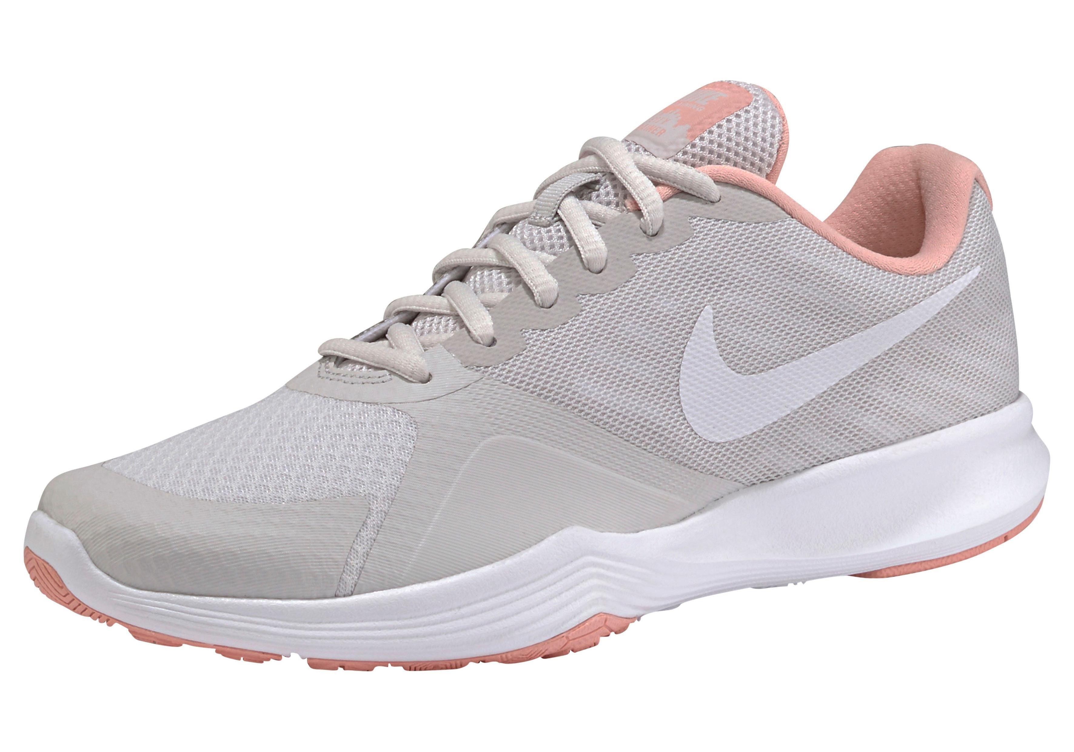 Nike Wmns City Trainer Fitnessschuh kaufen  weiß-rosé
