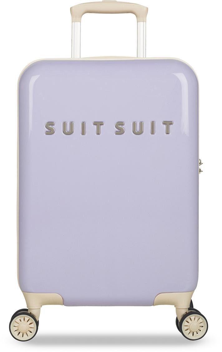 SUITSUIT® Hartschalentrolley mit 4 Rollen, »Fabulous Fifties, 55 cm«