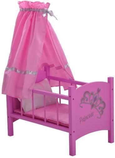 knorr toys puppenhimmelbett diadem pink kaufen otto. Black Bedroom Furniture Sets. Home Design Ideas