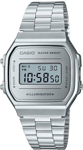 CASIO VINTAGE Chronograph »A168WEM-7EF«