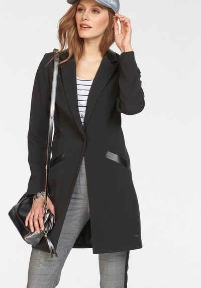 Schwarzen mantel kaufen