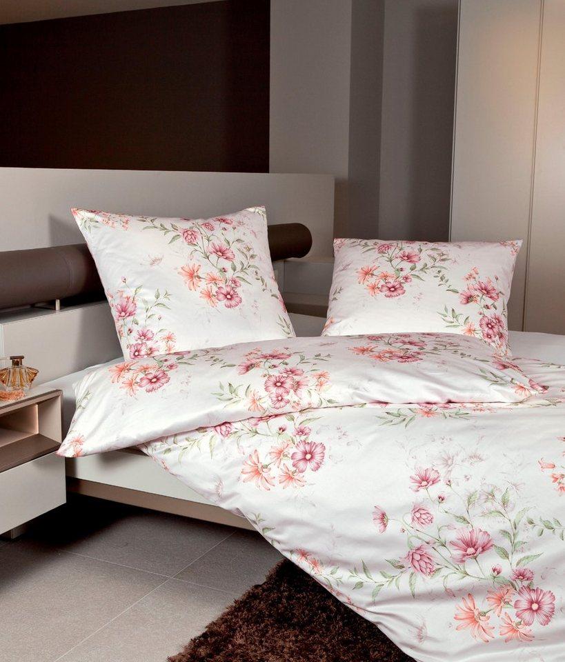 bettw sche giada janine mit blumen kaufen otto. Black Bedroom Furniture Sets. Home Design Ideas