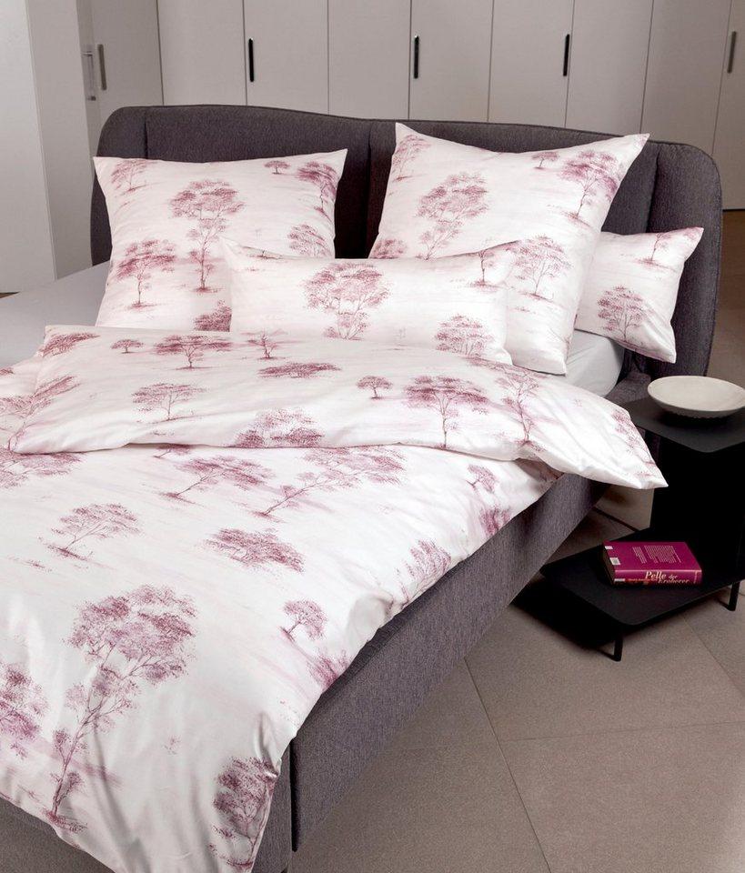 bettw sche alessio janine mit b umen kaufen otto. Black Bedroom Furniture Sets. Home Design Ideas