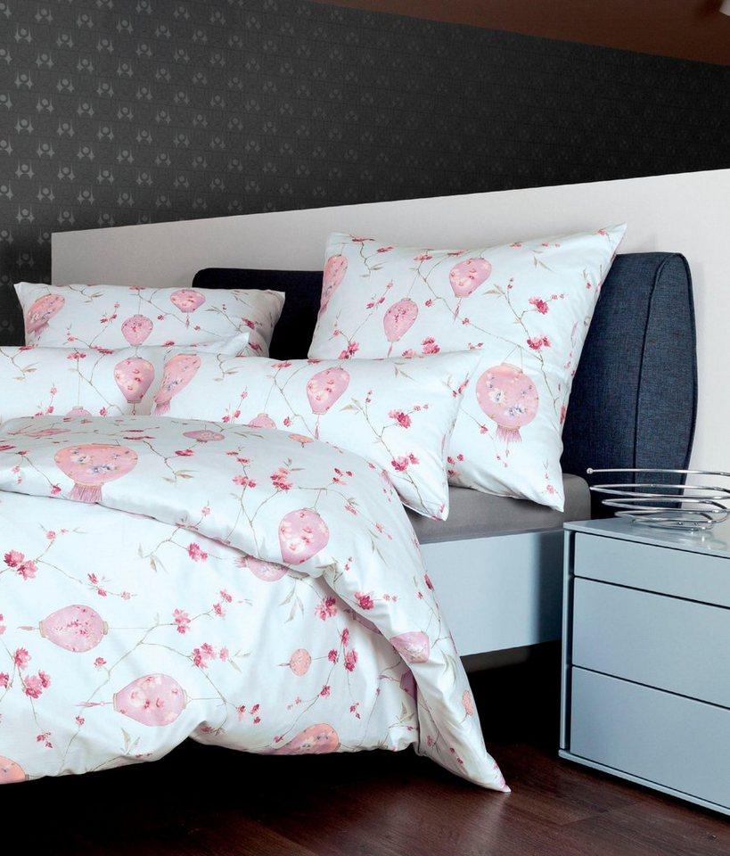 bettw sche elena janine mit blumen und lampen otto. Black Bedroom Furniture Sets. Home Design Ideas