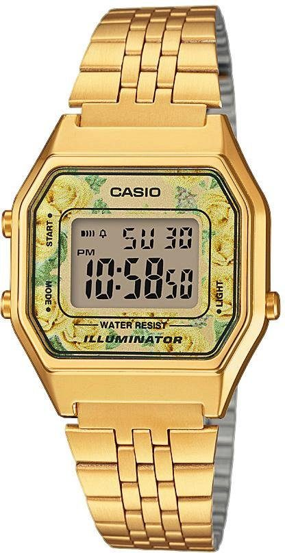 Casio Collection Chronograph »LA680WEGA-9CEF«