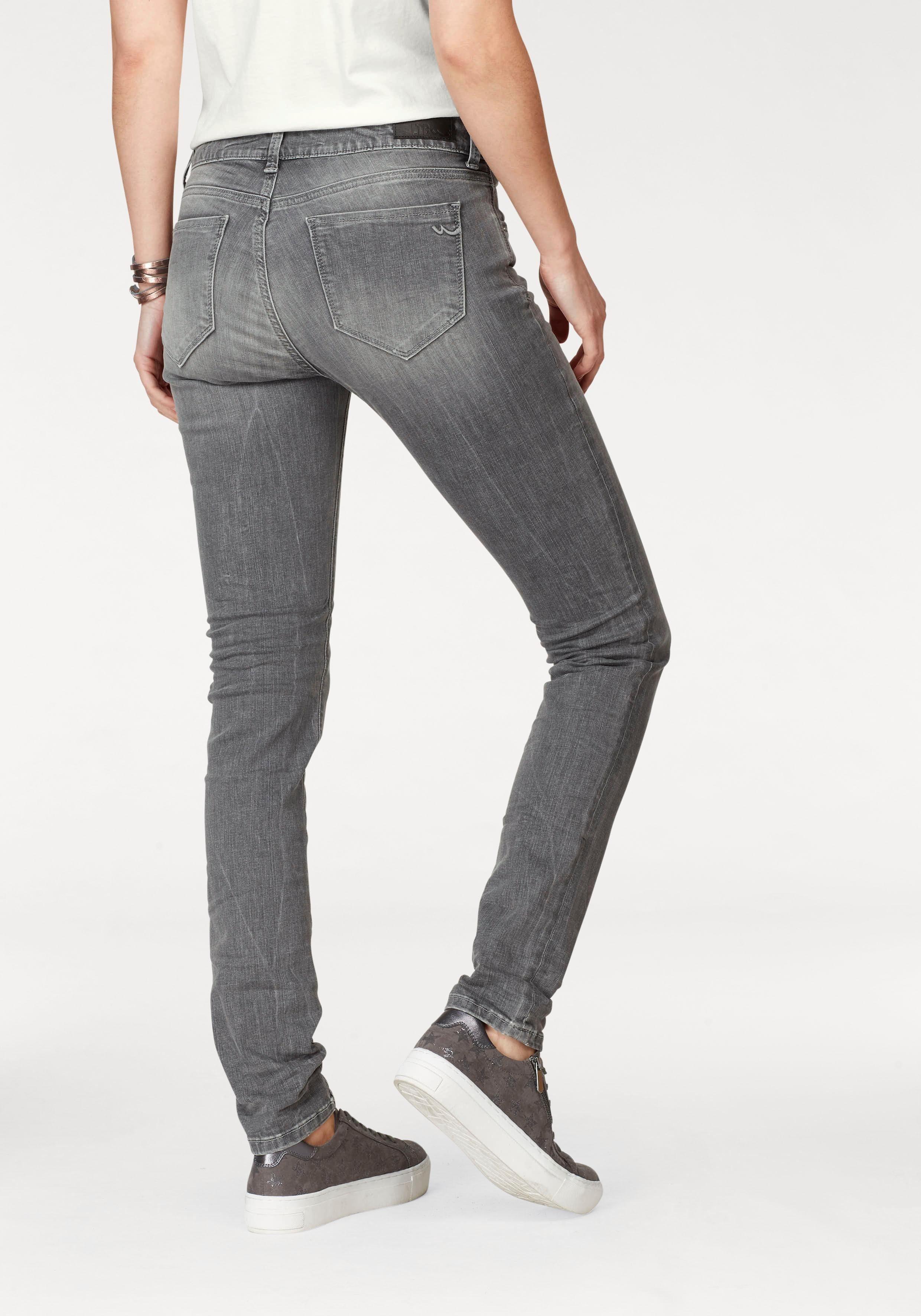 LTB Skinny fit Jeans »NICOLE« Mid Rise, Extra enge Röhrenjeans