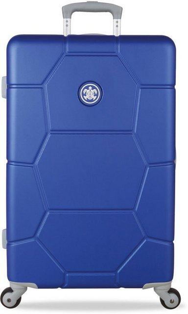 suitsuit Hartschalen-Trolley »Caretta, 65 cm«, 4 Rollen | Taschen > Koffer & Trolleys > Trolleys | Blau | suitsuit