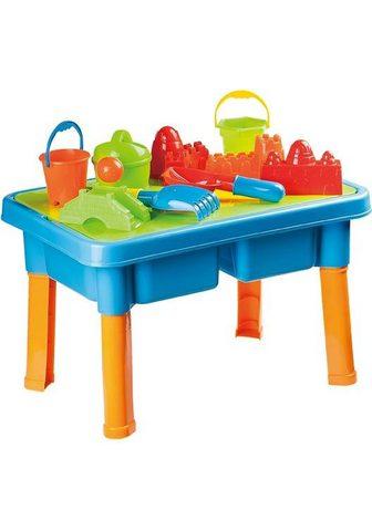 """KNORRTOYS ® игрушка столик """"Sandtisch S..."""