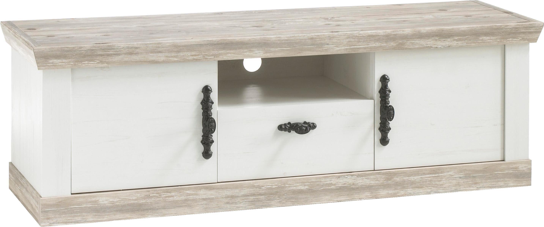Home affaire TV-Lowboard »Florenz« im romantischen Landhaus-Look, Breite 156 cm