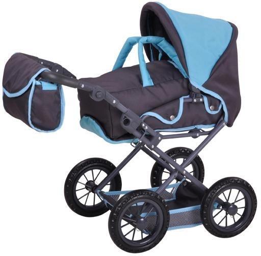 knorr toys puppenwagen ruby tec blue kaufen otto. Black Bedroom Furniture Sets. Home Design Ideas