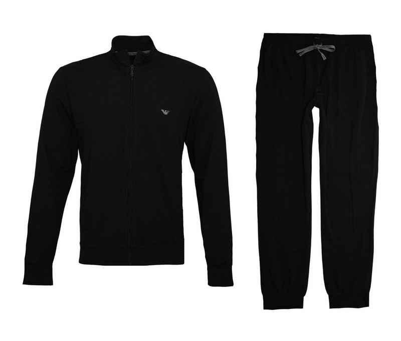 Emporio Armani Pyjama »Logo und Reißverschluss«