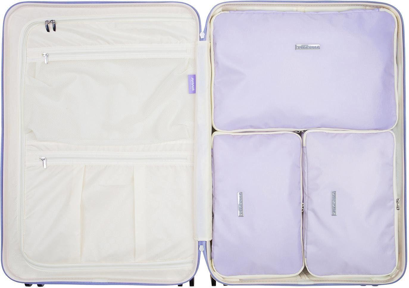 SUITSUIT® Koffer Organizer Set, 4-tlg., »Packing Cube Set, Groß«