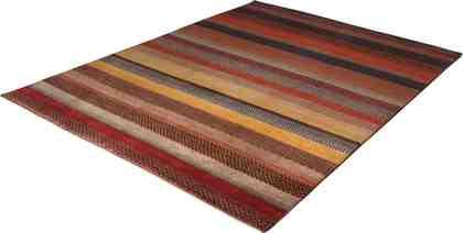 Teppich »Lori Astara 1025«, THEKO, rechteckig, Höhe 16 mm, von Hand geknüpft