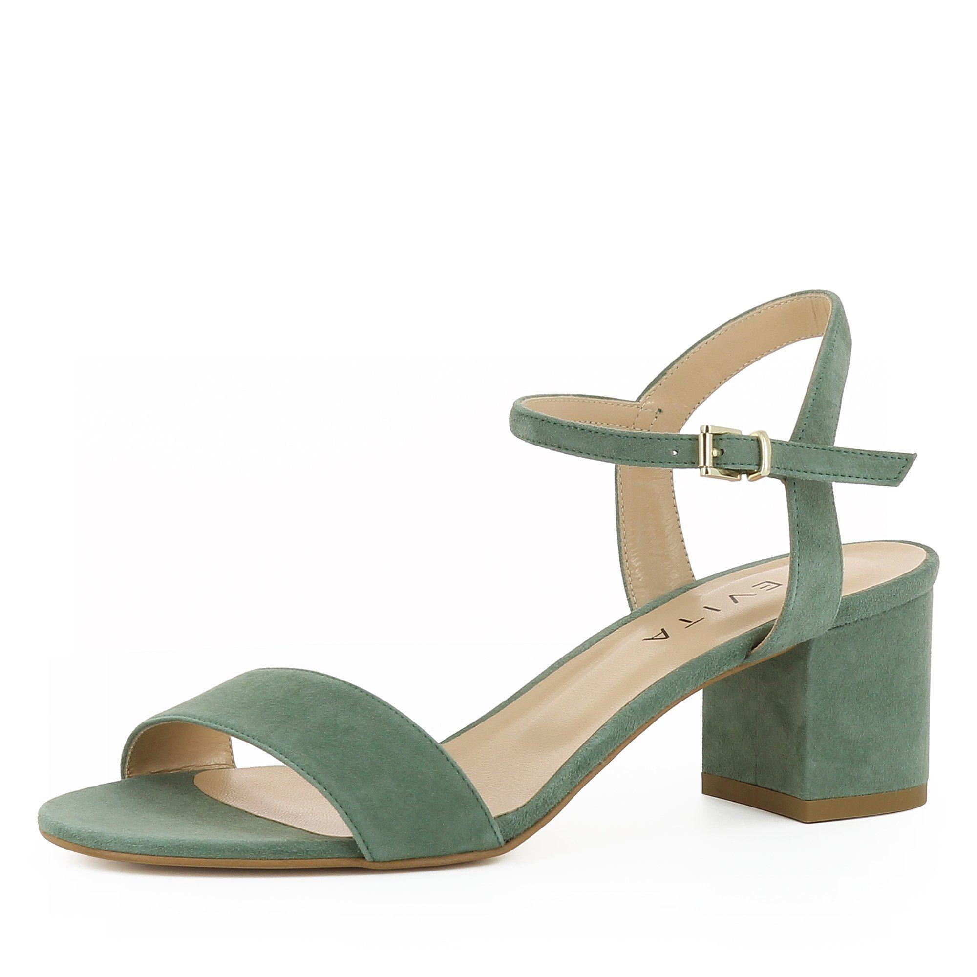Evita MARIELLA Sandalette online kaufen  olivgrün