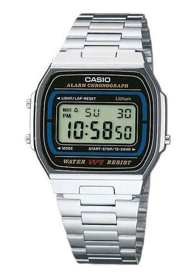 CASIO VINTAGE Chronograph »A164WA-1VES«