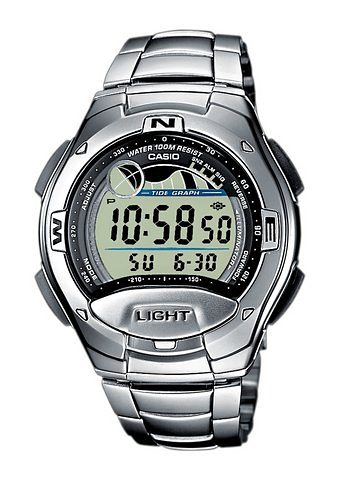 Casio Collection Chronograph »W-753D-1AVES«