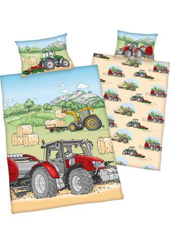 Baby Best Babybettwäsche »Traktor« su puošnus Tr...