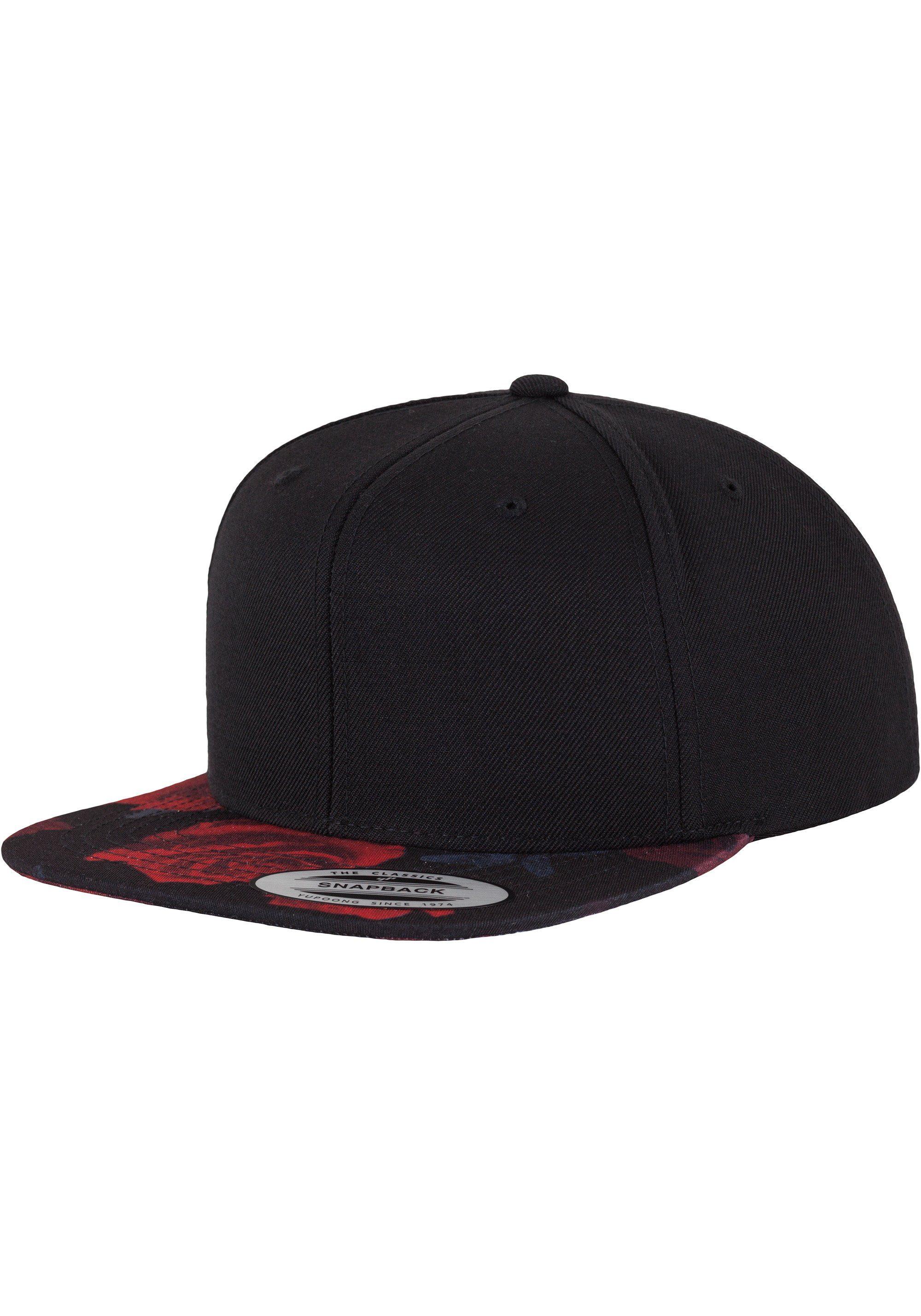 Flexfit Snapback Cap »Roses Snapback«