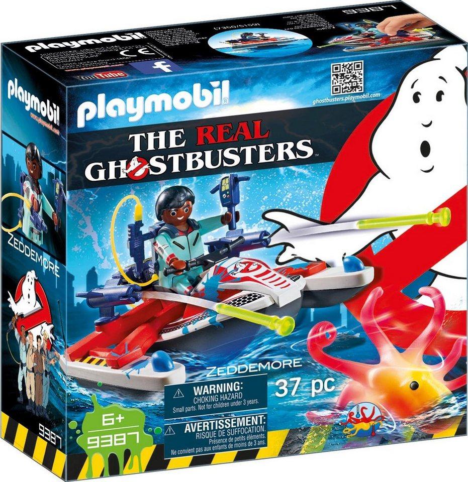 Playmobil® Zeddemore mit Aqua Scooter (9387),  Ghostbusters  online kaufen