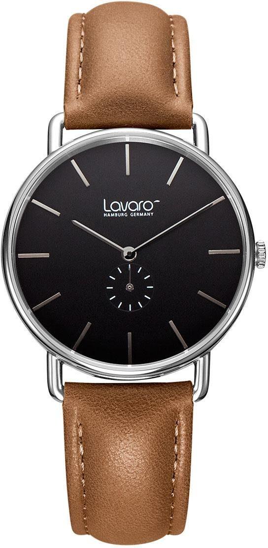LAVARO Quarzuhr »LA20003« mit kleiner Sekunde