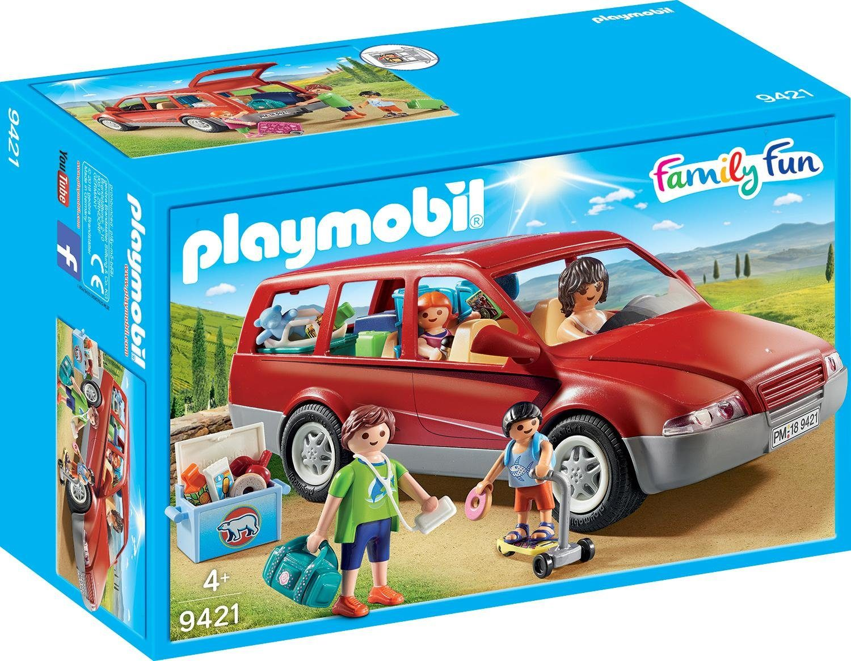 Playmobil® Familien-PKW (9421), »Family Fun«