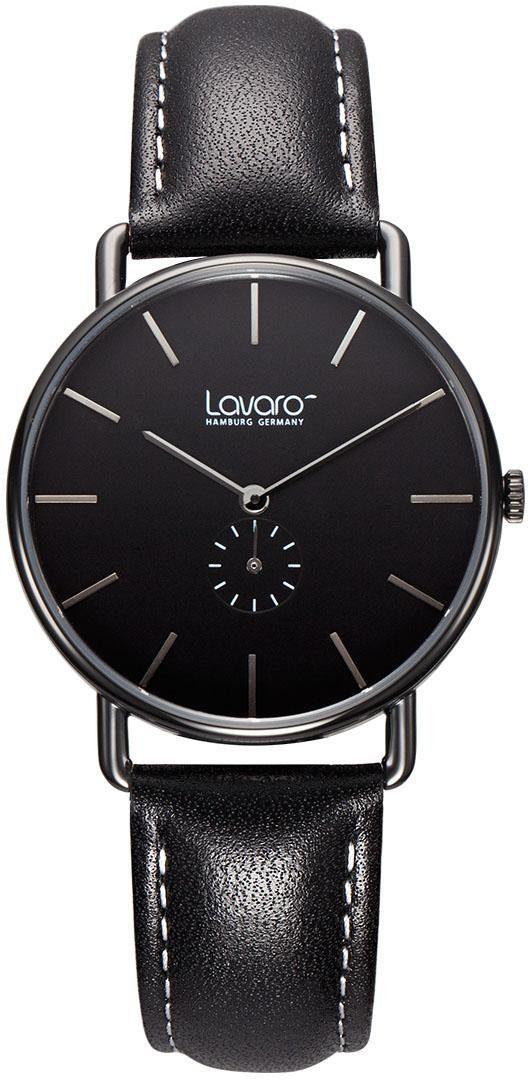 LAVARO Quarzuhr »LA20004« mit kleiner Sekunde