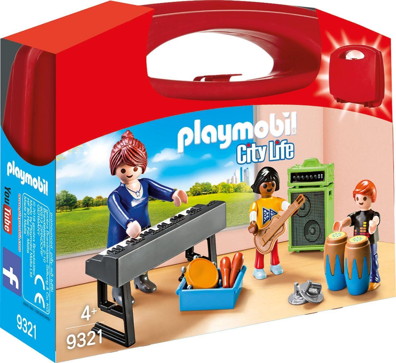 Playmobil® Musikunterricht (9321), »City Life«