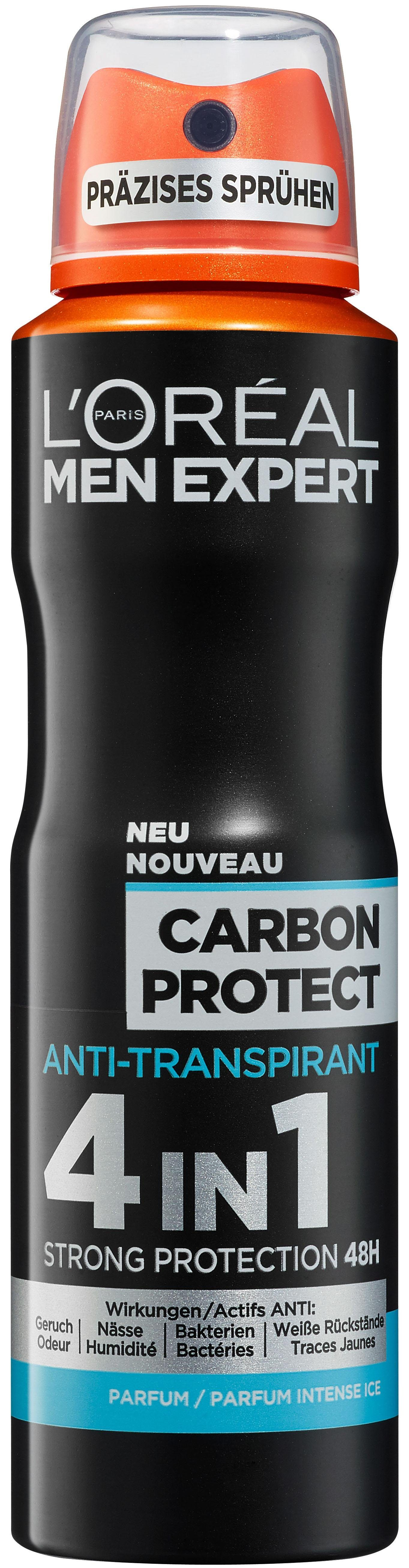 L'Oréal Paris Men Expert, »Carbon Protect«, Deo-Spray