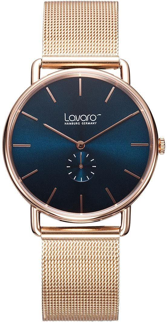 LAVARO Quarzuhr »LA20008M« mit kleiner Sekunde