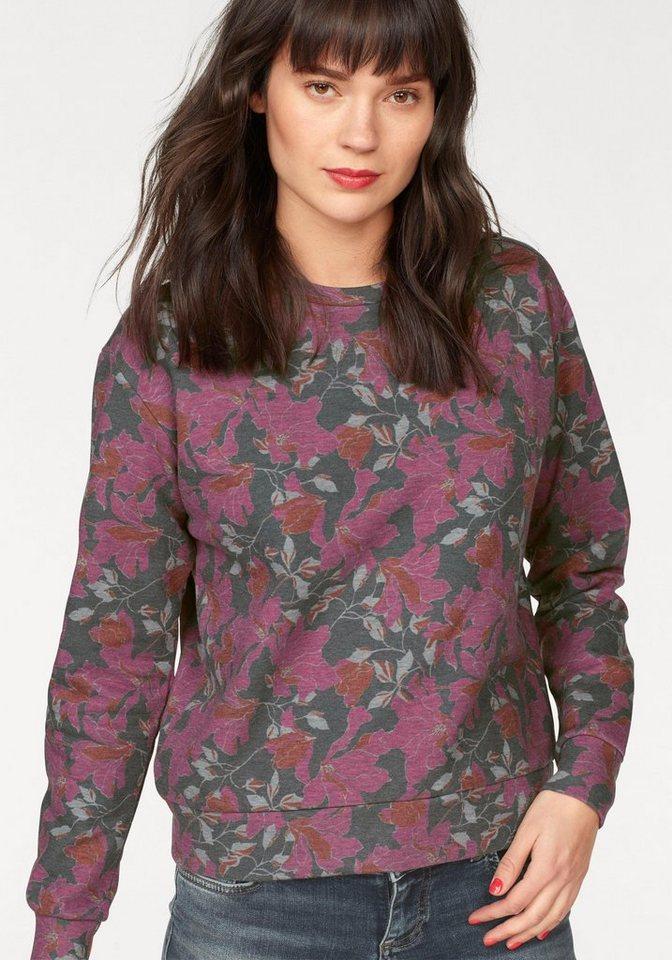 ltb sweatshirt kodemo mit blumen print kaufen otto. Black Bedroom Furniture Sets. Home Design Ideas