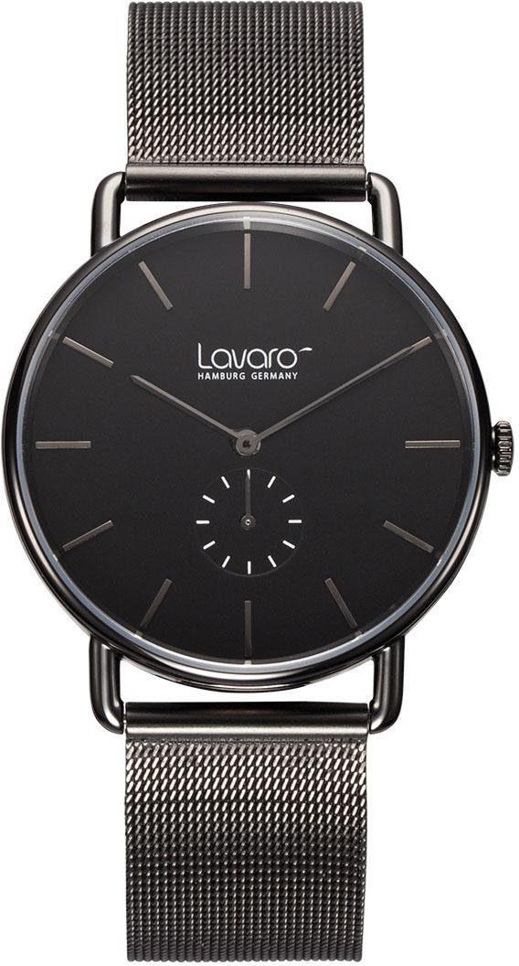LAVARO Quarzuhr »LA60006M« mit kleiner Sekunde