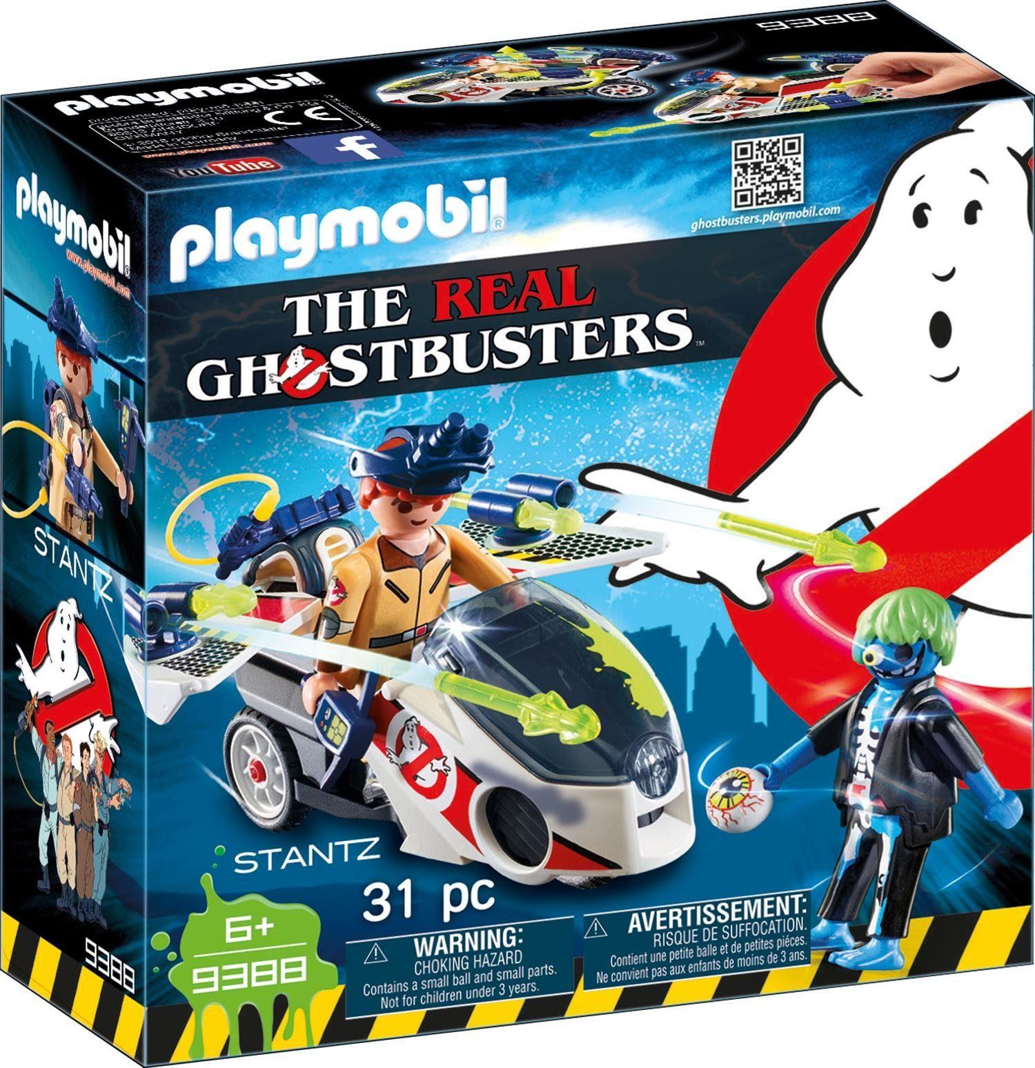 Playmobil® Stantz mit Flybike (9388), »Ghostbusters«