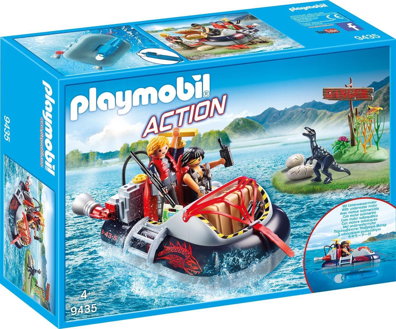 Playmobil® Luftkissenboot mit Unterwassermotor (9435), »Action«