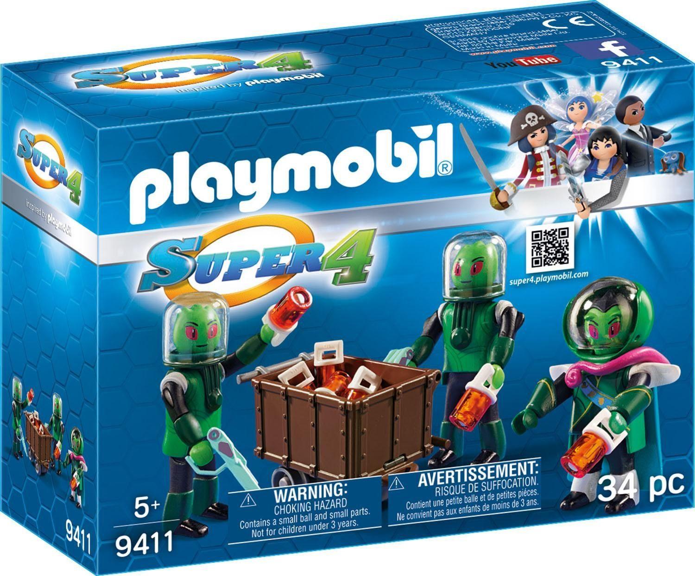 Playmobil® Sykronier (9411), »Super 4®«