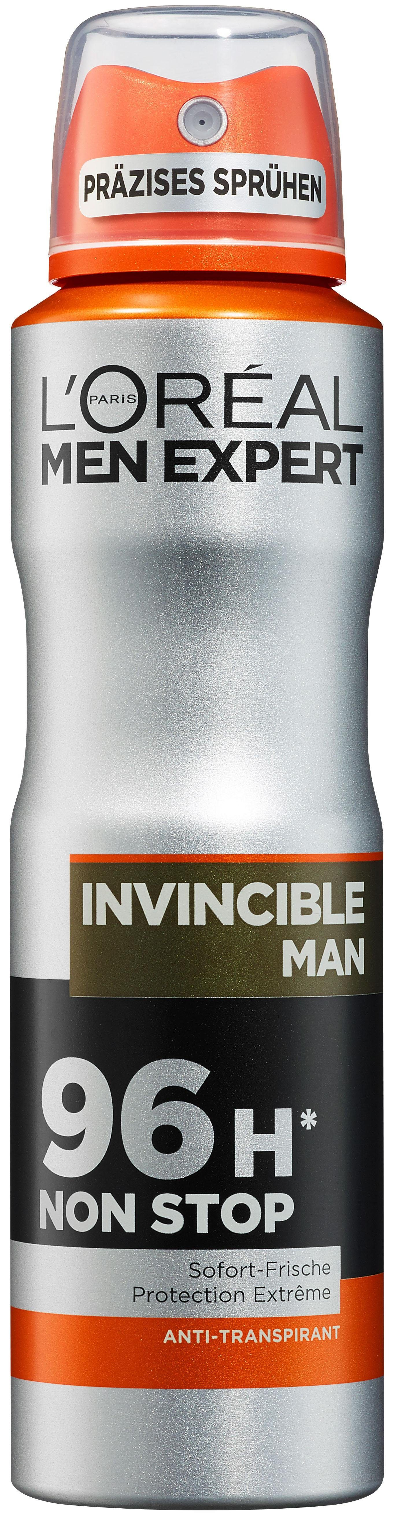 L'Oréal Paris Men Expert, »Invincible Man«, Deo-Spray